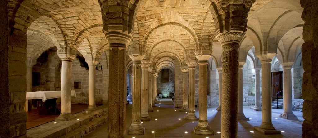 cripta-abbazia-san-salvatore-hotel-gambrinus-bagni-san-filippo-amiata